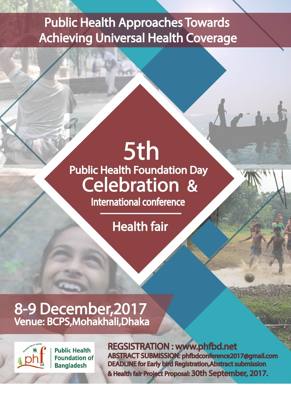 Public Health Foundation Day Celebration & International Conference