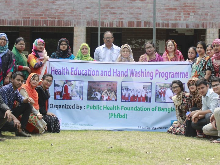 Health Education and Hand Washing Programme